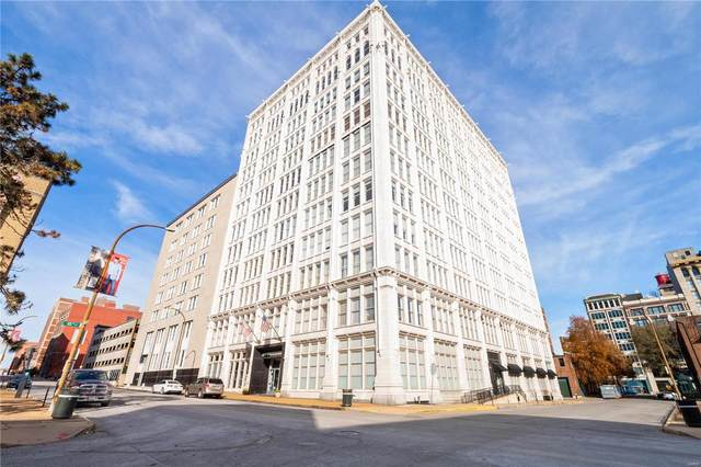 1501 Locust Street #1102, St Louis, MO 63103 (#20073456) :: RE/MAX Professional Realty