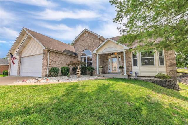 4596 Kerth Forest, St Louis, MO 63128 (#20073469) :: Parson Realty Group