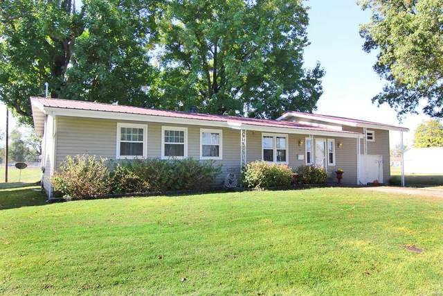 518 W Parker Avenue, Chaffee, MO 63740 (#20073480) :: Tarrant & Harman Real Estate and Auction Co.