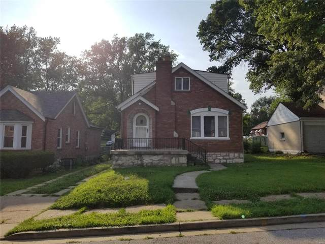 3831 Melba Place, St Louis, MO 63121 (#20073507) :: Clarity Street Realty