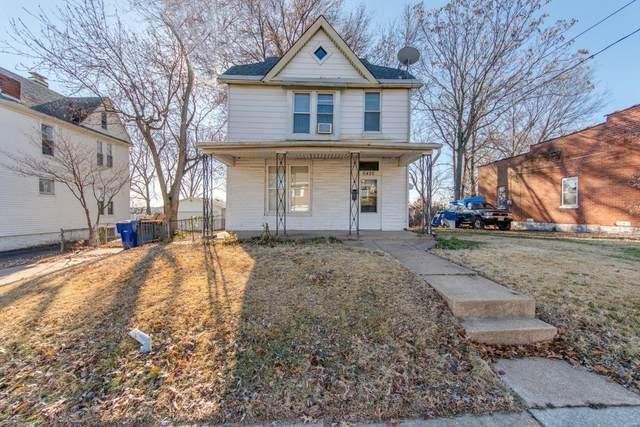 6426 Wade Avenue, St Louis, MO 63139 (#20073572) :: Matt Smith Real Estate Group