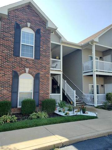 6431 Brookfield Court Drive #206, St Louis, MO 63129 (#20073579) :: Parson Realty Group