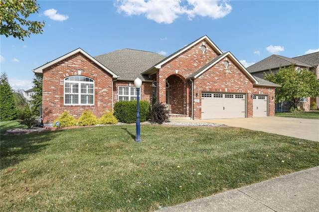 3336 Drysdale Court, Edwardsville, IL 62025 (#20073587) :: Realty Executives, Fort Leonard Wood LLC