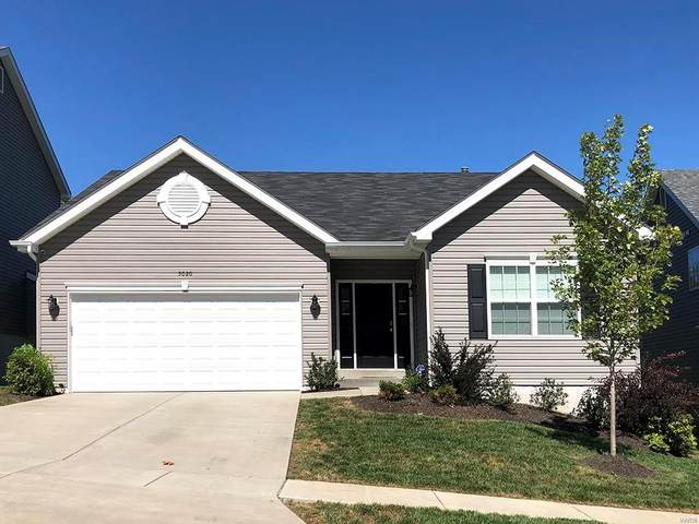 1676 Woods Mill Drive, Wentzville, MO 63385 (#20073607) :: Clarity Street Realty