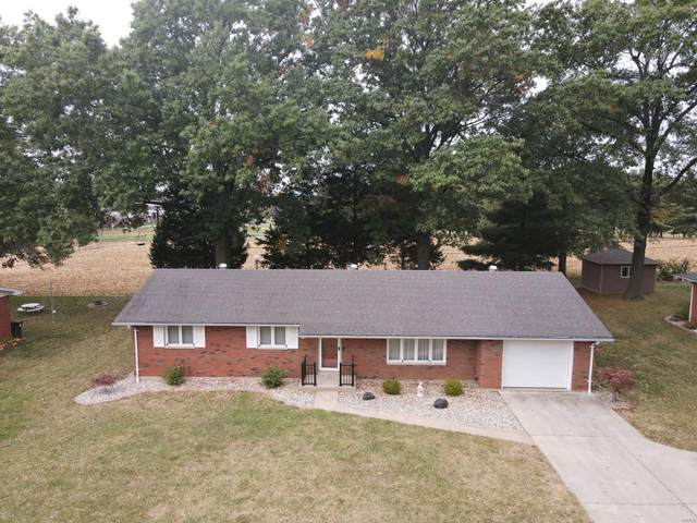 707 James Street, Waterloo, IL 62298 (#20073610) :: The Becky O'Neill Power Home Selling Team