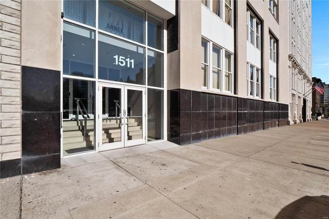 1511 Locust #204, St Louis, MO 63103 (#20073621) :: Matt Smith Real Estate Group