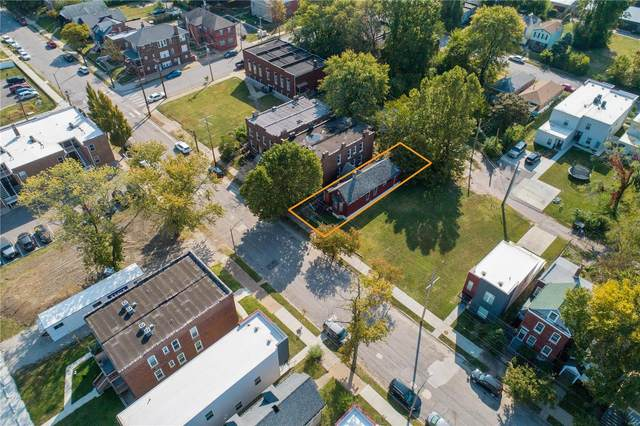 4418 Swan Avenue, St Louis, MO 63110 (#20073622) :: Kelly Hager Group | TdD Premier Real Estate