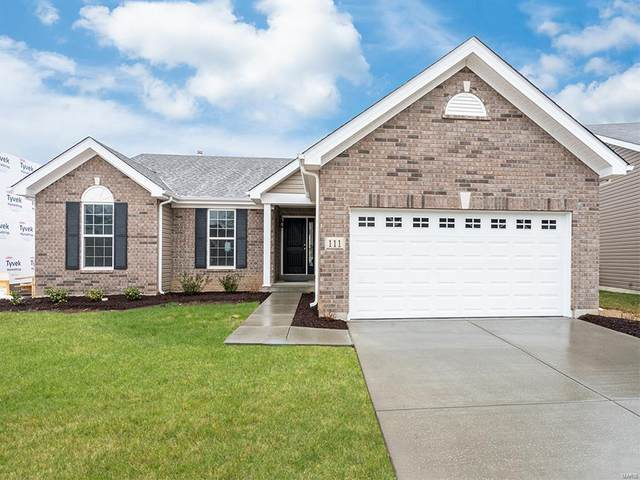 522 Horseshoe Bend Drive, Wentzville, MO 63385 (#20073628) :: Clarity Street Realty
