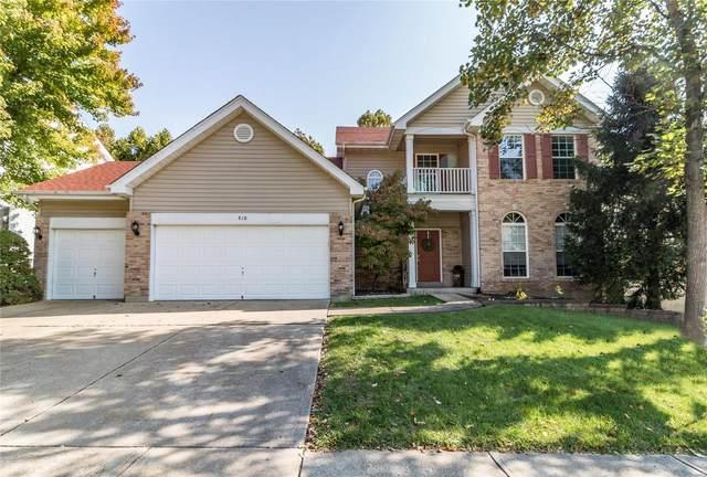 818 Emerald Oaks, Eureka, MO 63025 (#20073630) :: Parson Realty Group