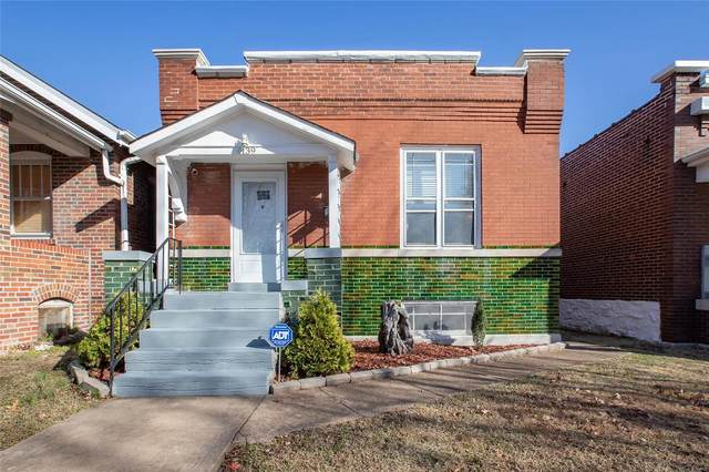 4139 Walsh Street, St Louis, MO 63116 (#20073685) :: Century 21 Advantage