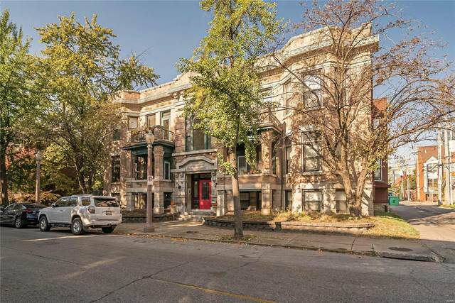 17 N Taylor Avenue #1, St Louis, MO 63108 (#20073687) :: Jeremy Schneider Real Estate