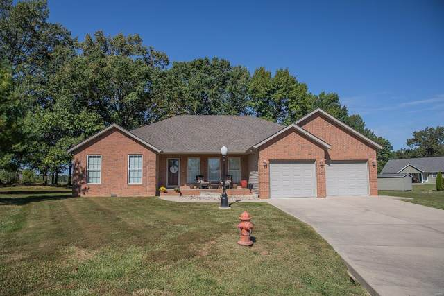 307 Breeze Drive, CARTERVILLE, IL 62918 (#20073691) :: Kelly Hager Group | TdD Premier Real Estate