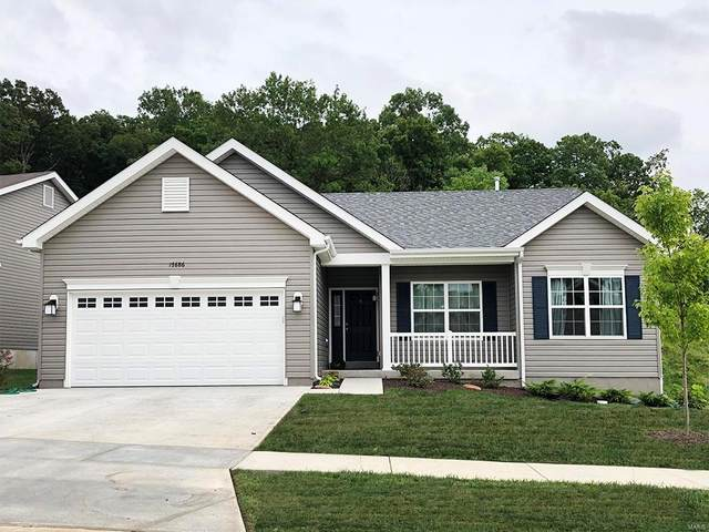 17660 Rockwood Arbor Drive, Eureka, MO 63025 (#20073692) :: Walker Real Estate Team