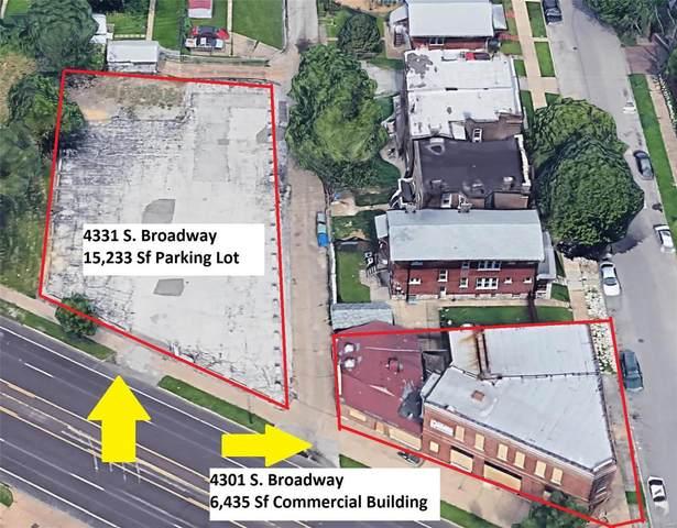 4301 S Broadway, St Louis, MO 63111 (#20073717) :: Walker Real Estate Team