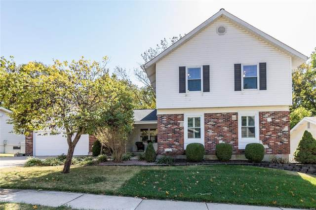 2928 Coram Drive, St Louis, MO 63129 (#20073736) :: The Becky O'Neill Power Home Selling Team