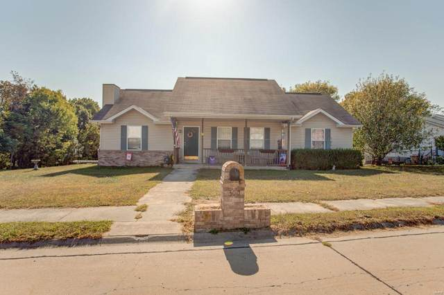 300 Nellies Ridge, Valmeyer, IL 62295 (#20073788) :: The Becky O'Neill Power Home Selling Team