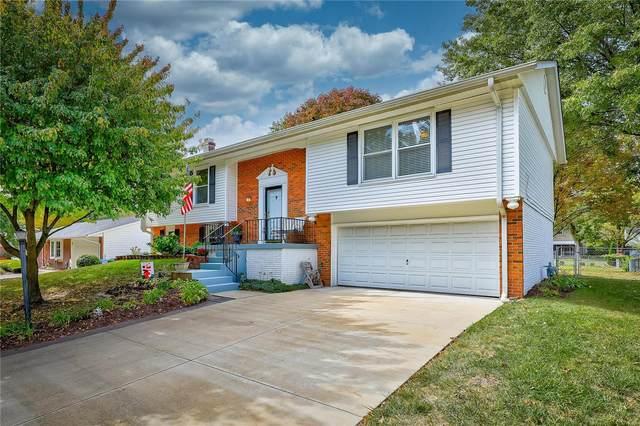 329 Breckenridge Drive, Belleville, IL 62221 (#20073795) :: PalmerHouse Properties LLC