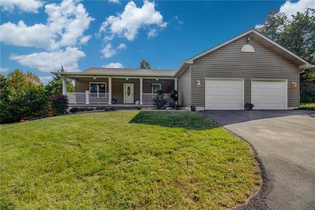 120 Brandi Lynn Drive, Foristell, MO 63348 (#20073803) :: Kelly Hager Group | TdD Premier Real Estate