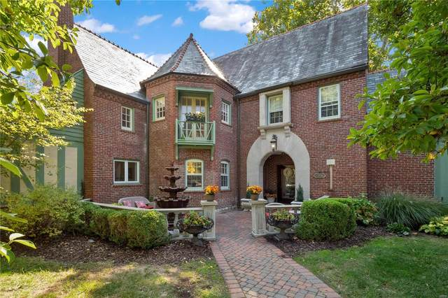 7146 Wydown, St Louis, MO 63105 (#20073816) :: Walker Real Estate Team