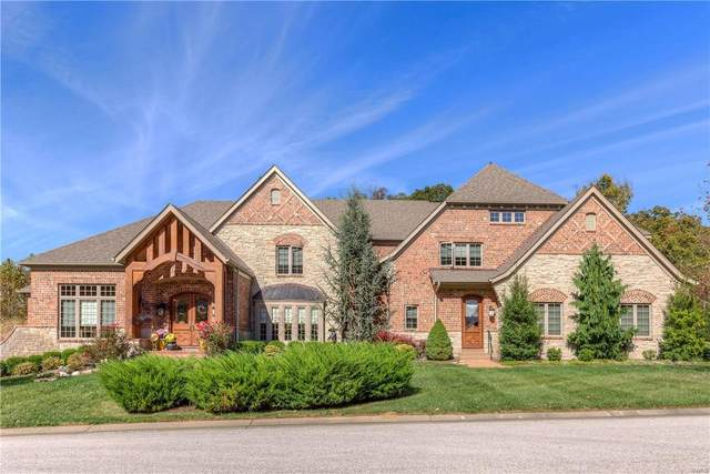 555 Deer Valley Court, Saint Albans, MO 63073 (#20073820) :: Clarity Street Realty