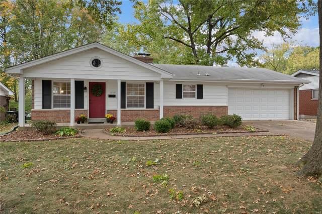 1006 Claridge Place, Kirkwood, MO 63122 (#20073827) :: Parson Realty Group