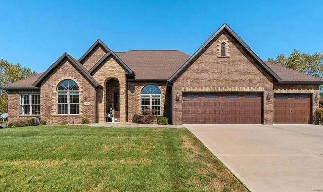 1270 Timber Creek Drive, Cape Girardeau, MO 63701 (#20073845) :: The Becky O'Neill Power Home Selling Team