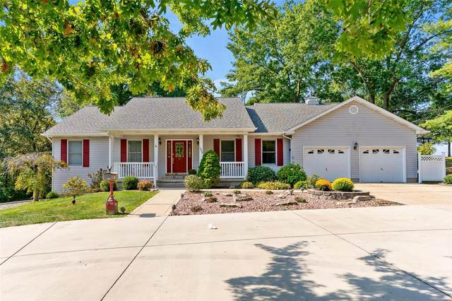 1880 Tomahawk Lane, Pacific, MO 63069 (#20073913) :: Clarity Street Realty