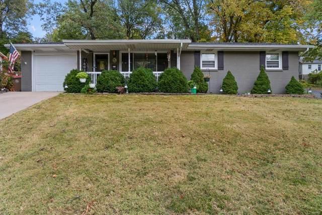 1602 Oak Lane, Cape Girardeau, MO 63701 (#20073927) :: The Becky O'Neill Power Home Selling Team