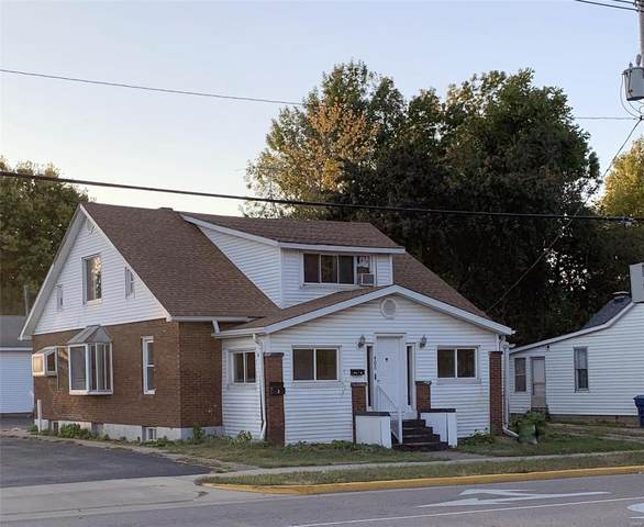408 N Prairie Street, Bethalto, IL 62010 (#20074010) :: Tarrant & Harman Real Estate and Auction Co.