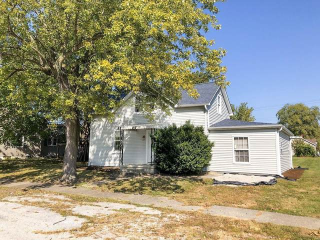 207 W 3rd Street, MOUNT OLIVE, IL 62069 (#20074038) :: The Becky O'Neill Power Home Selling Team
