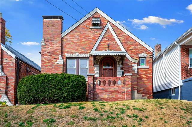 7221 Eugene Avenue, St Louis, MO 63116 (#20074107) :: Kelly Hager Group | TdD Premier Real Estate