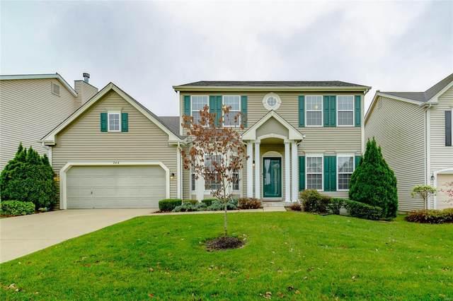 244 Greenshire Lane 60B, Dardenne Prairie, MO 63368 (#20074135) :: Kelly Hager Group | TdD Premier Real Estate