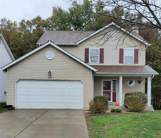 206 Shade Tree Court, Lake St Louis, MO 63367 (#20074200) :: PalmerHouse Properties LLC