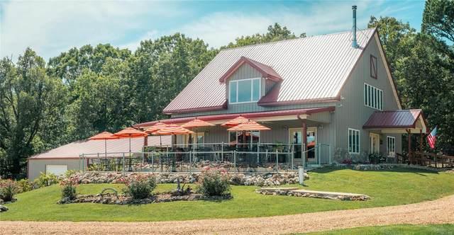 425 Highway VV, Salem, MO 65560 (#20074214) :: St. Louis Finest Homes Realty Group