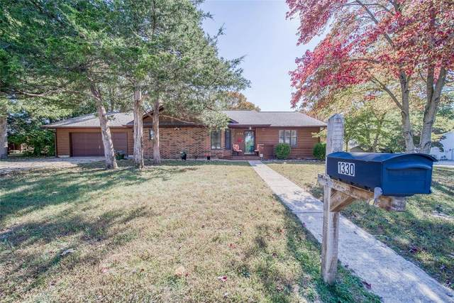 1330 California Drive, Rolla, MO 65401 (#20074220) :: RE/MAX Professional Realty
