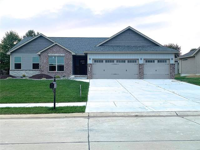 128 Timber Terr, Troy, IL 62294 (#20074227) :: Fusion Realty, LLC