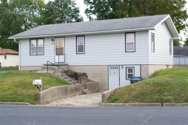 414 W South 4th St, RED BUD, IL 62278 (#20074230) :: Parson Realty Group