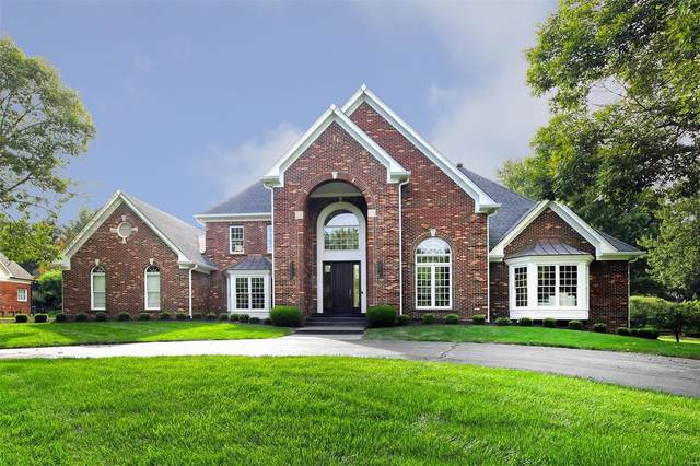 2711 Covington Place Estates, Town and Country, MO 63131 (#20074241) :: Peter Lu Team