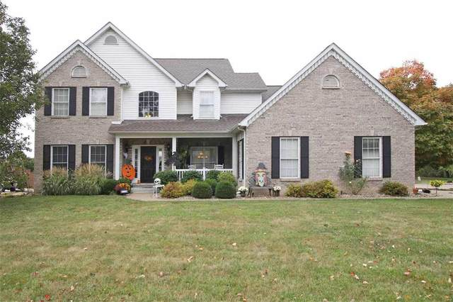 1617 Tenth Fairway Court, Belleville, IL 62220 (#20074258) :: PalmerHouse Properties LLC