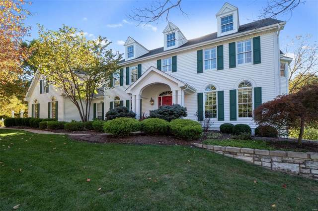 16142 Wilson Manor Drive, Chesterfield, MO 63005 (#20074264) :: Kelly Hager Group | TdD Premier Real Estate