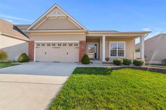 107 Vistalago Place, Saint Peters, MO 63376 (#20074275) :: Kelly Hager Group | TdD Premier Real Estate