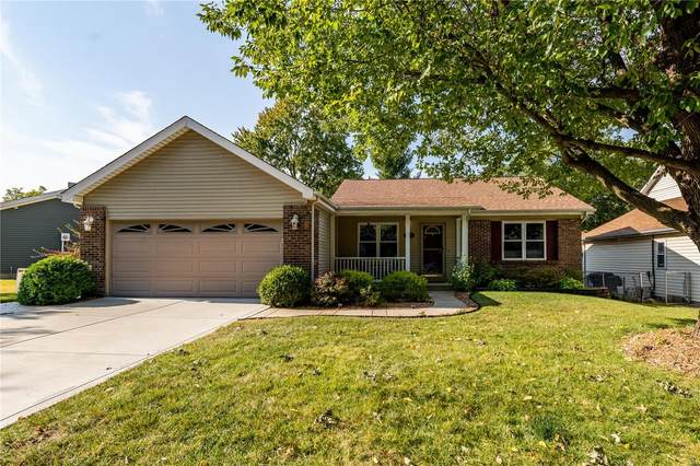 830 Peace Haven, St Louis, MO 63125 (#20074282) :: Clarity Street Realty