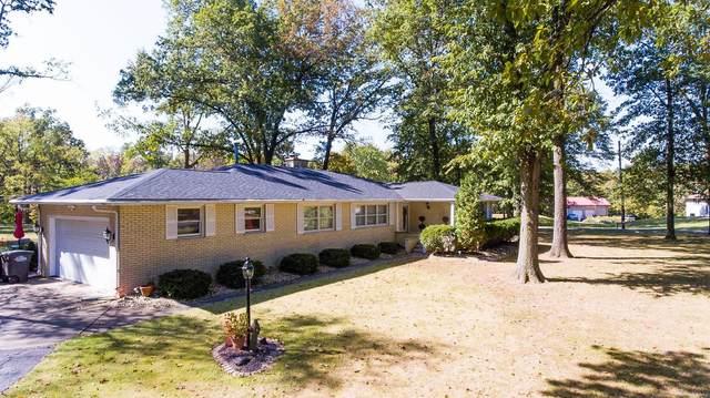 1230 W Pearl Street, STAUNTON, IL 62088 (#20074302) :: Tarrant & Harman Real Estate and Auction Co.