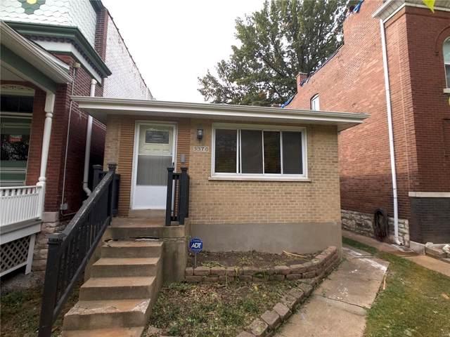 5370 Reber, St Louis, MO 63139 (#20074336) :: Peter Lu Team