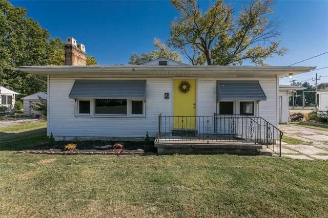 2 Bert Avenue, East Alton, IL 62024 (#20074351) :: Tarrant & Harman Real Estate and Auction Co.