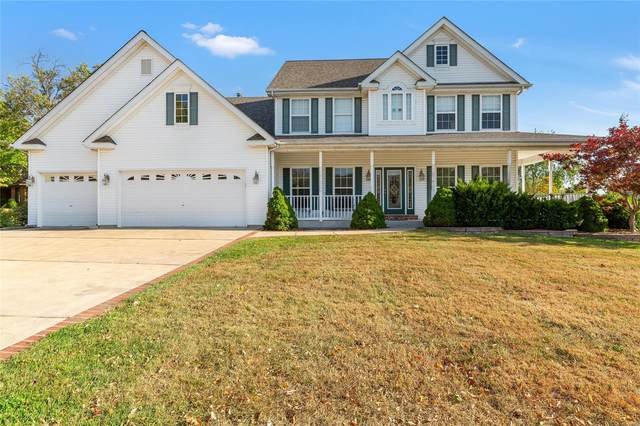 428 Ancestry Drive, Saint Peters, MO 63376 (#20074352) :: Clarity Street Realty