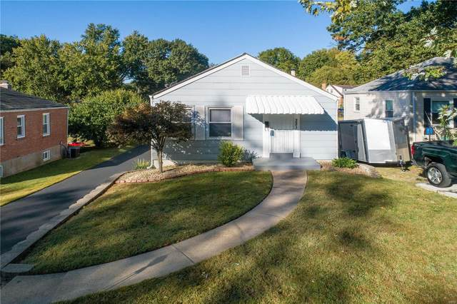 221 S Barat Avenue, St Louis, MO 63135 (#20074356) :: Walker Real Estate Team