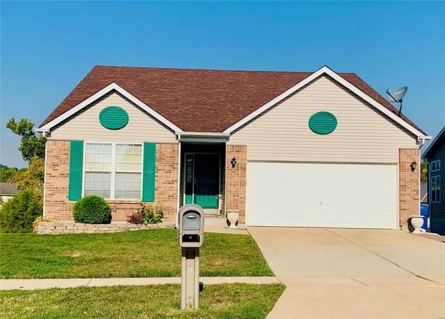 4625 Richmond Forest Drive, Florissant, MO 63034 (#20074361) :: PalmerHouse Properties LLC