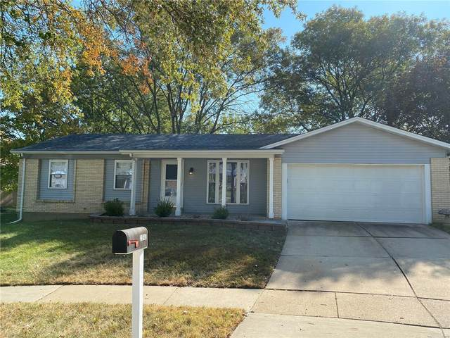 2340 Langsworth Court, Oakville, MO 63129 (#20074391) :: PalmerHouse Properties LLC