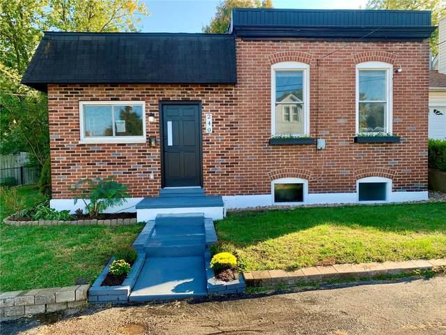 240 E Velma Avenue, St Louis, MO 63125 (#20074395) :: Walker Real Estate Team